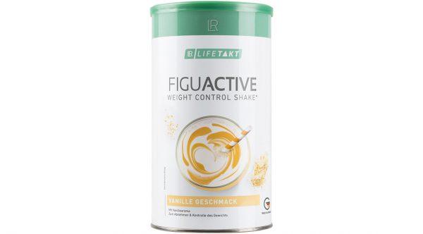 LR Lifetakt Figu Active Дієтичний коктейль для контролю маси тіла. Ваніль. 500 грам (16 порцій)