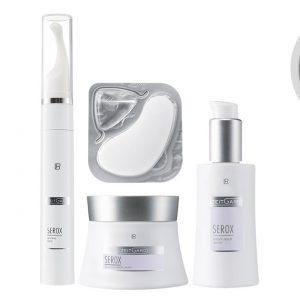 Zeitgard Serox Набір професійного догляду для зрілої шкіри від LR