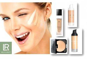 Огляд тональних засобів від LR Health & Beauty — німецька якість!