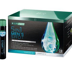LR LIFETAKT Эликсир для мужчин 5в1 (30 порций на месяц)