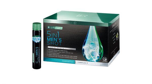 LR LIFETAKT Еліксир для чоловіків 5в1 (30 порцій на місяць)