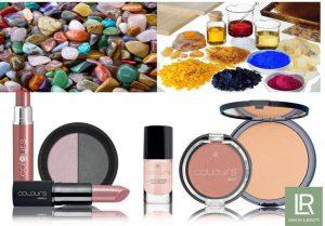 Переваги декоративної косметики на основі мінералів
