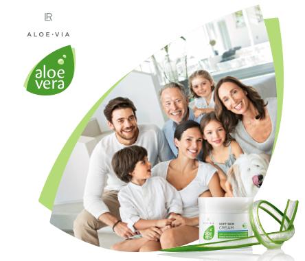 Индивидуальные решения с Aloe Via от LR Aloe Vera