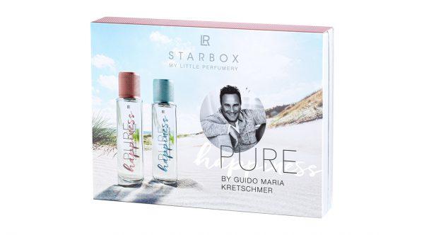Starbox набір парфумованих тестерів 38 ароматів від LR, Німеччина